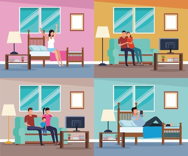 Procedury w domu
