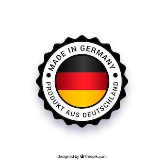 Produkt wyprodukowany w niemczech