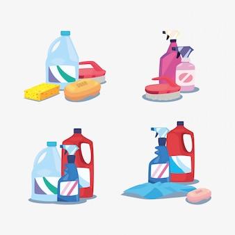 Produkty do czyszczenia i materiały eksploatacyjne