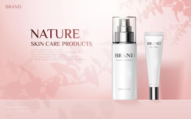 Produkty do pielęgnacji skóry z natury