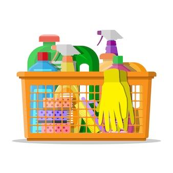 Produkty i akcesoria do czyszczenia gospodarstwa domowego