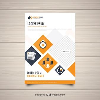 Profesjonalna broszura biznesowa