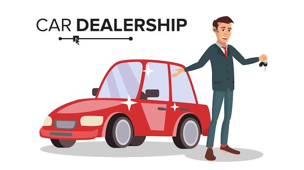 Profesjonalny dealer samochodowy