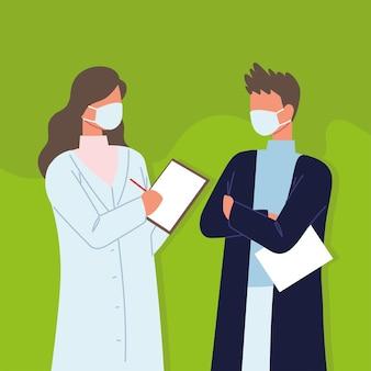 Profesjonalny personel medyczny