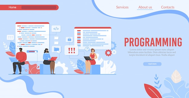 Program oferty stron docelowych dla biznesu internetowego