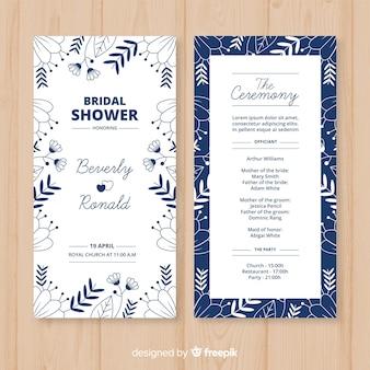 Program ślubny