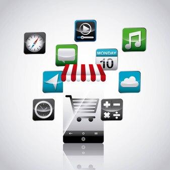 Projekt aplikacji sklepu wektorowego