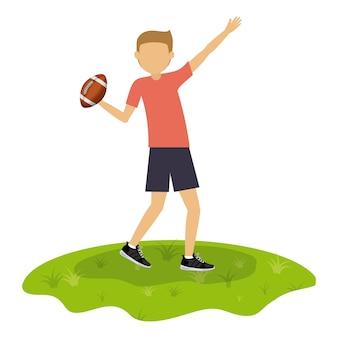 Projekt avatara sportowca