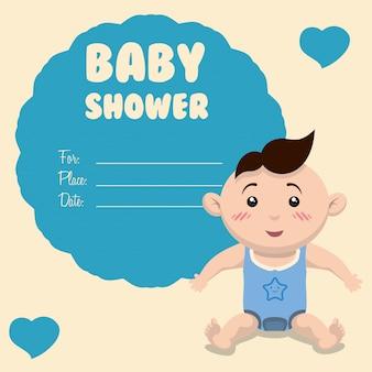 Projekt baby shower