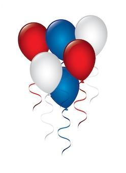 Projekt balonów