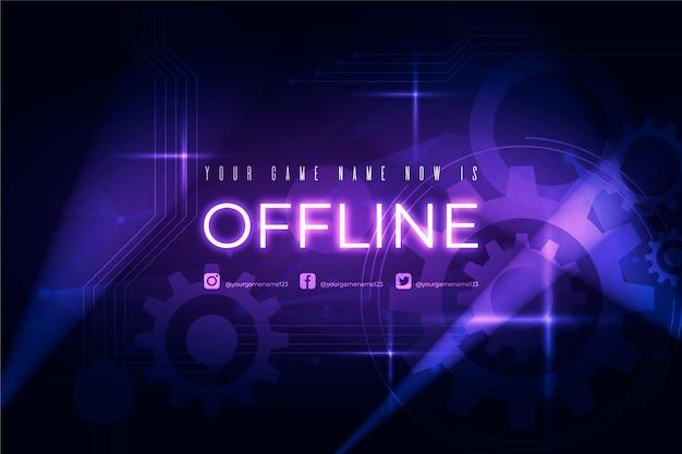 Projekt banera offline