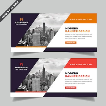 Projekt baneru internetowego firmy