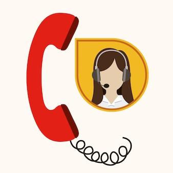 Projekt centrum telefonicznego