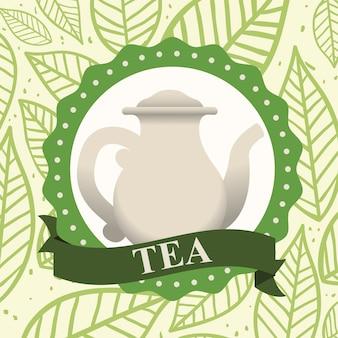 Projekt czasu na herbatę