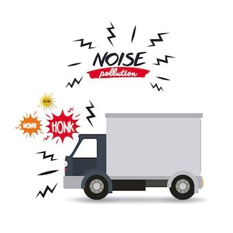 Projekt dotyczący hałasu