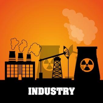 Projekt fabryki, przemysłu i biznesu
