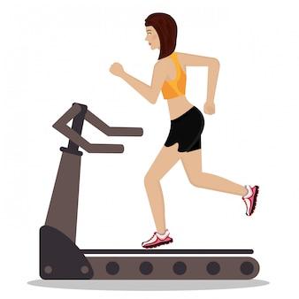 Projekt fitness.