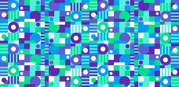 Projekt geometryczny wzór