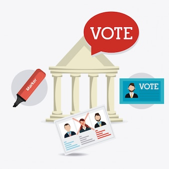 Projekt głosowania.
