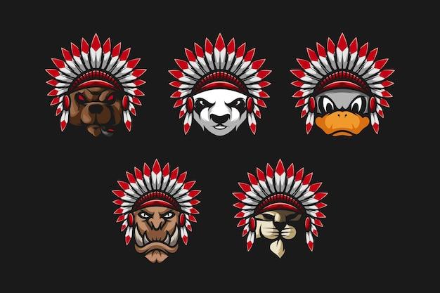 Projekt głowy apache
