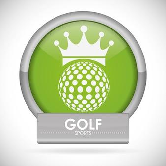 Projekt golfa