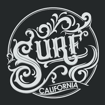 Projekt graficzny surfowania
