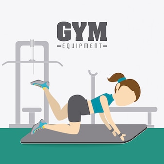 Projekt gym.