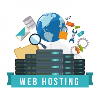 Projekt hostingu internetowego.