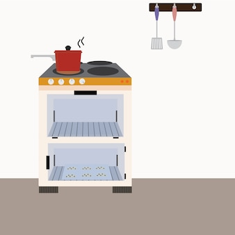 Projekt ikona kuchni