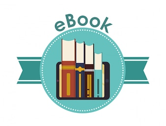 Projekt ikony eBook
