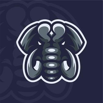 Projekt ikony słonia