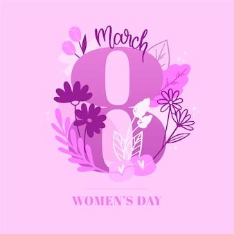 Projekt imprezy kwiatowy dzień kobiet