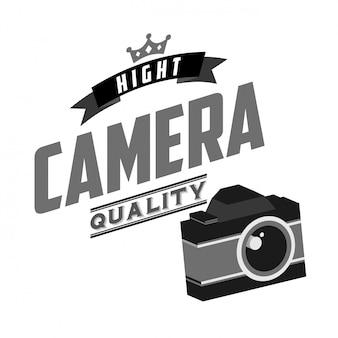 Projekt kamery retro