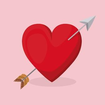 Projekt karty miłości