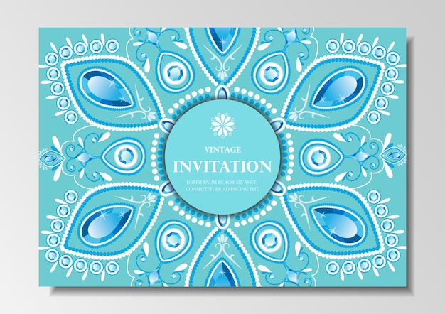 Projekt karty rocznika zaproszenie