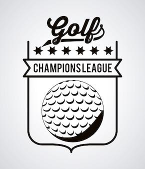 Projekt klubu golfowego