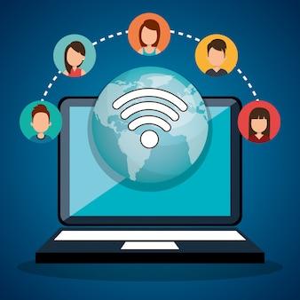 Projekt komunikacji internetowej