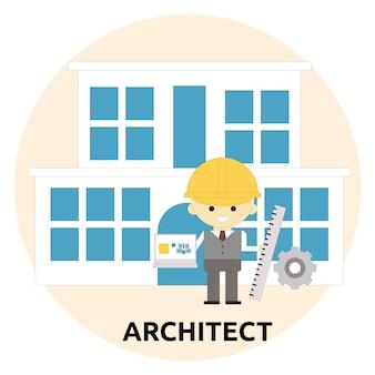 Projekt koncepcyjny architekta