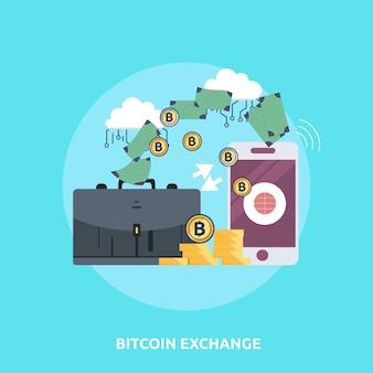 Projekt koncepcyjny bitcoin exchange