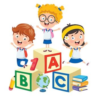 Projekt koncepcyjny edukacji dzieci