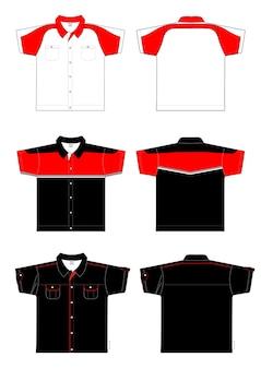 Projekt koszulki polo