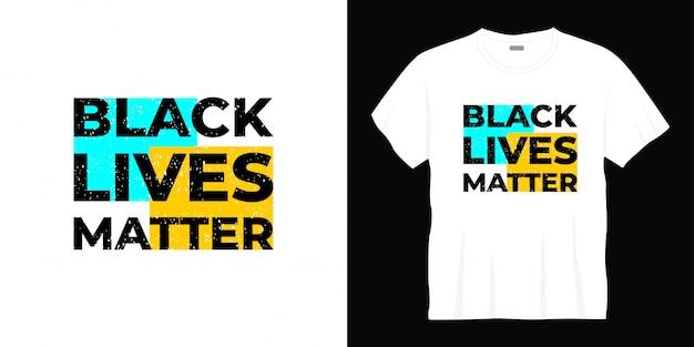 Projekt koszulki typografia