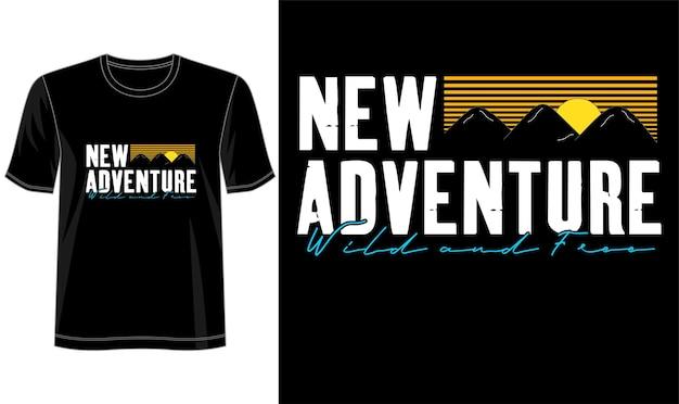 Projekt koszulki z nadrukiem i nie tylko
