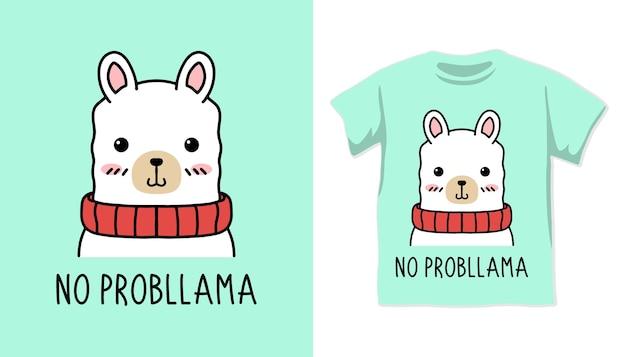 Projekt koszulki z typografią górską przygodową