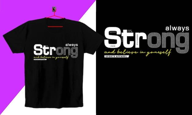 Projekt koszulki