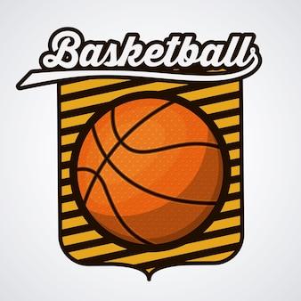 Projekt koszykówki sportowej