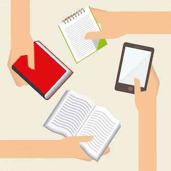 Projekt książki elektronicznej