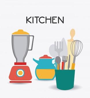 Projekt kuchni.