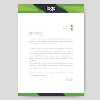 Projekt letterhead