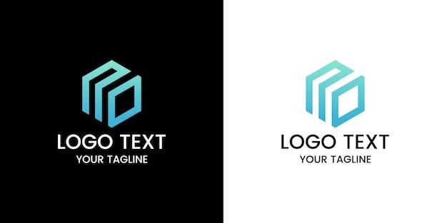 Projekt listu bez logo